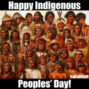 Happy Indigenous