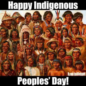Happy Indigenous